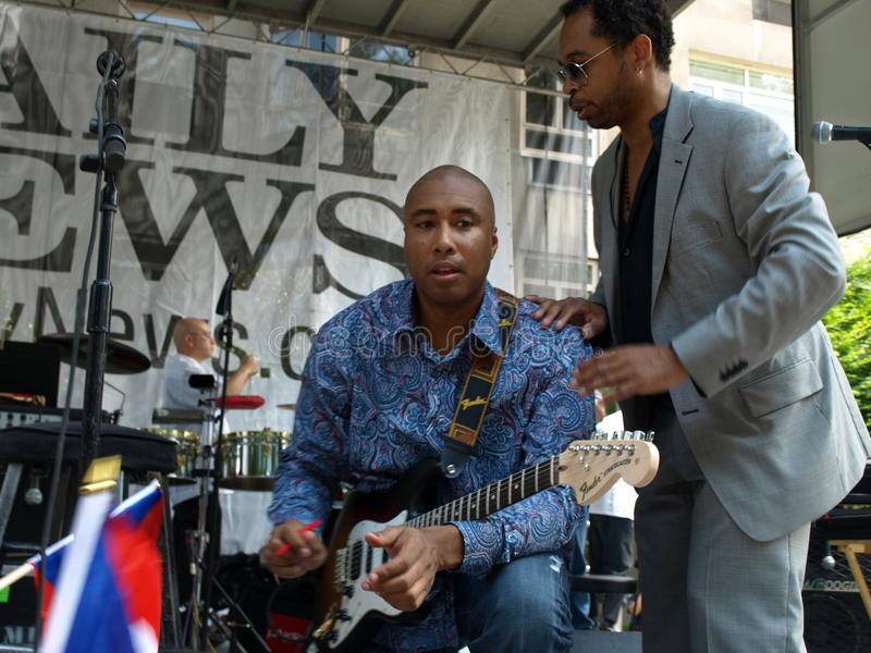 Bernie Williams photographie stock