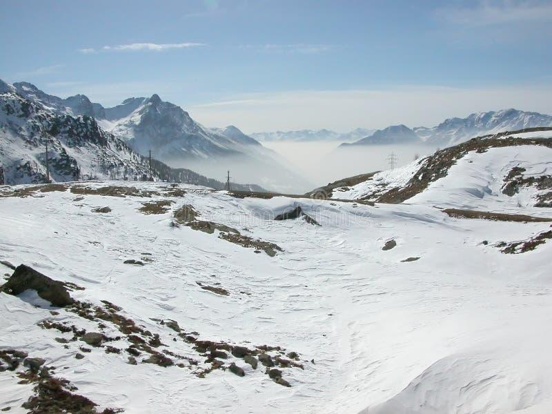 Bernina Stock Photo