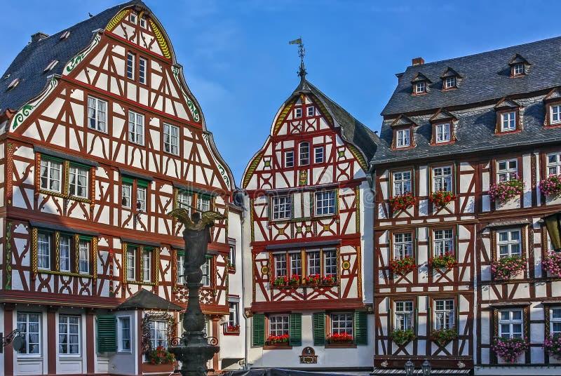 Bernkastel, Duitsland royalty-vrije stock afbeeldingen