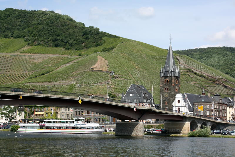Bernkastel-Kues fotografía de archivo