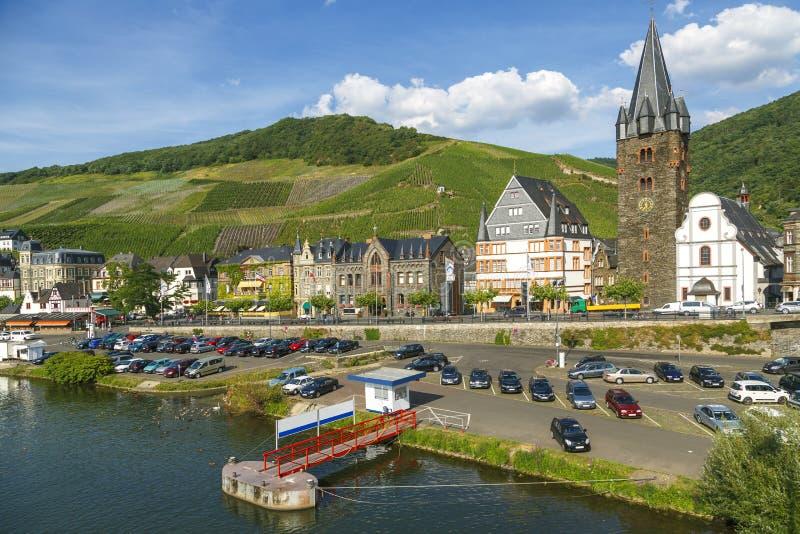 Bernkastel-Kues Duitsland royalty-vrije stock foto's