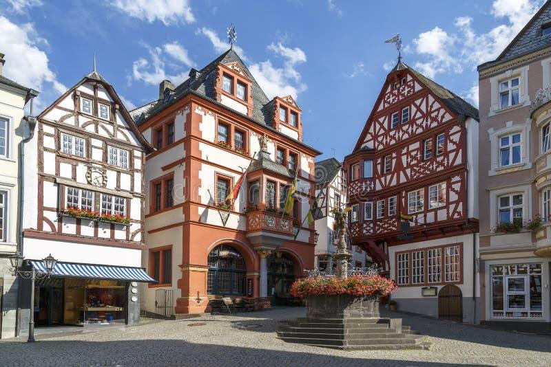 Bernkastel-Kues Germany royalty free stock image
