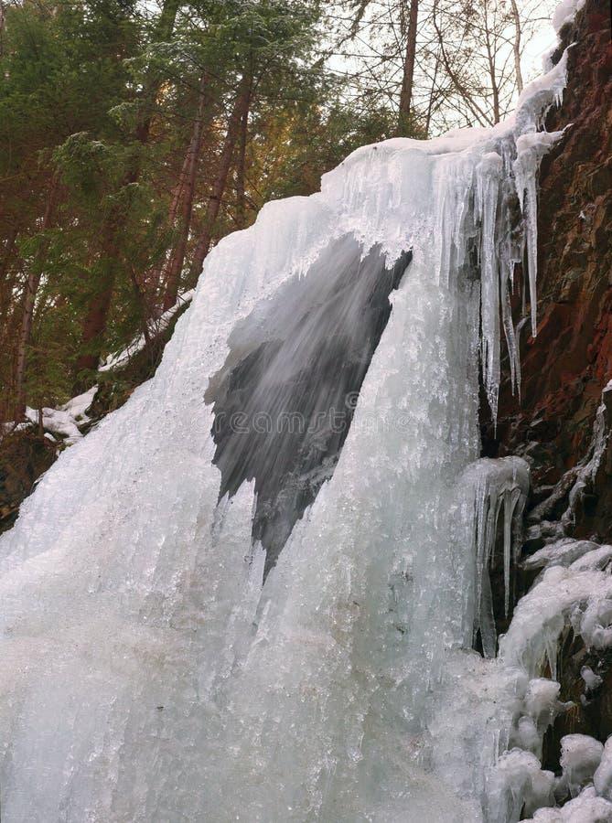 Beroemde waterval Guk stock foto's