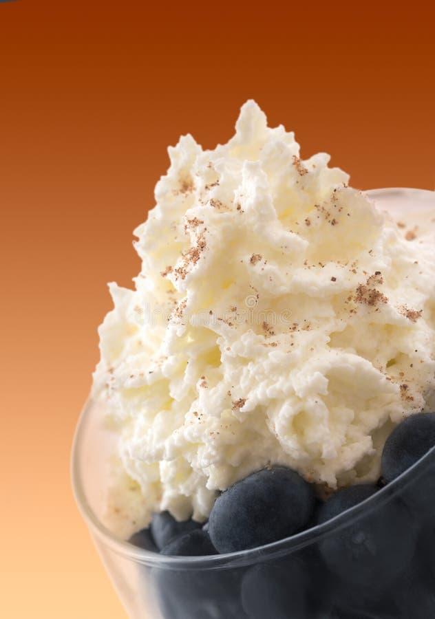 Download Berries and Cream stock image. Image of sweet, food, berries - 2327967
