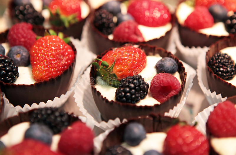 Download Berries dessert stock photo. Image of tasty, blackberry - 24573126
