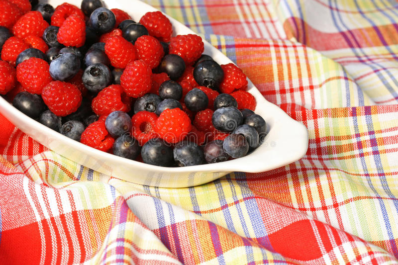 Download Berries Galore stock image. Image of blue, copyspace, photo - 9825835