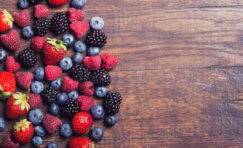 Berries royalty free stock image