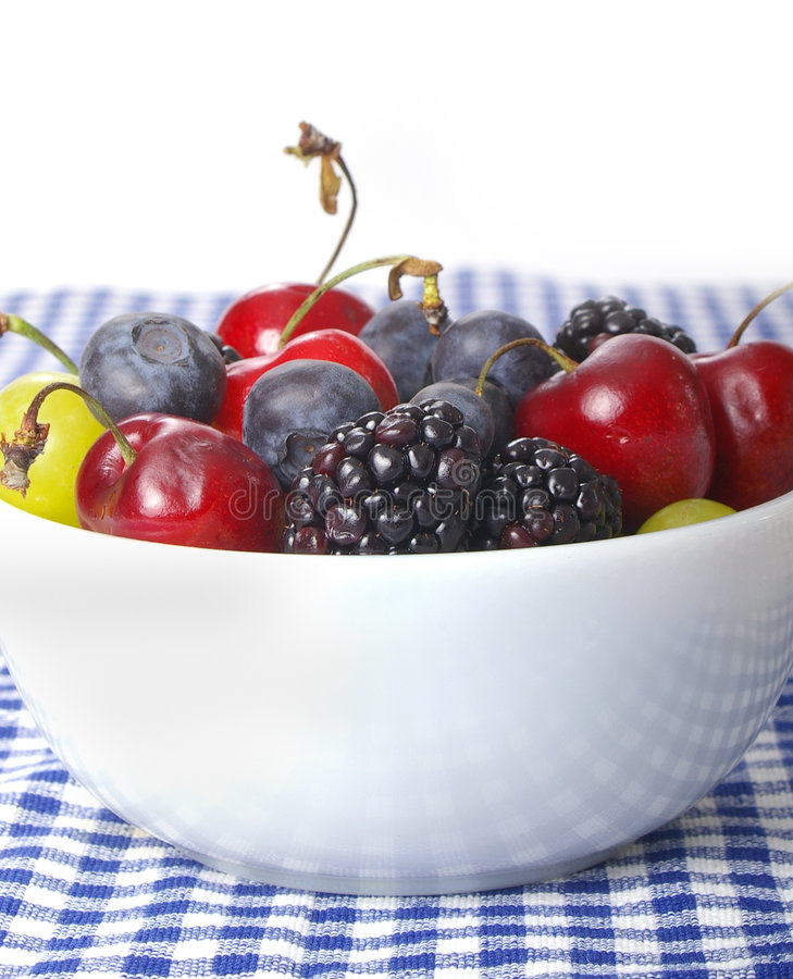Download Berry Bowl Stock Image - Image: 1865501