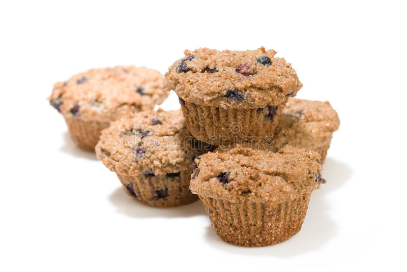 Download Berry bran muffins stock photo. Image of snack, choice - 2956416