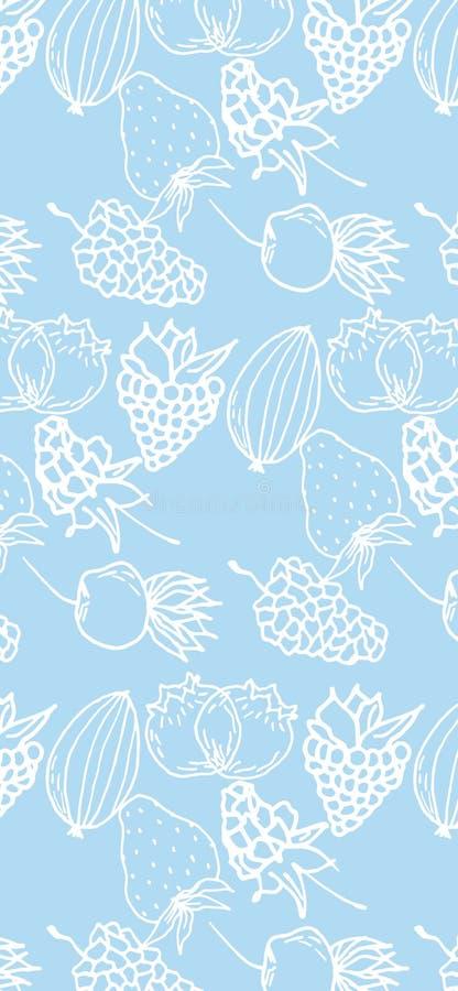 Berry color hand drawn vector set. Fruit botany illustration. Berries engraving doodle sketch line.Dessert ingredient.Great for we. B page background, wrapping vector illustration