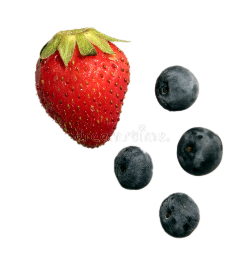 Free Berry Mix Royalty Free Stock Images - 417989