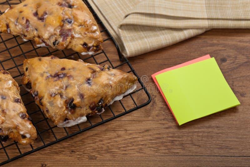 Berry Pastry foto de stock royalty free