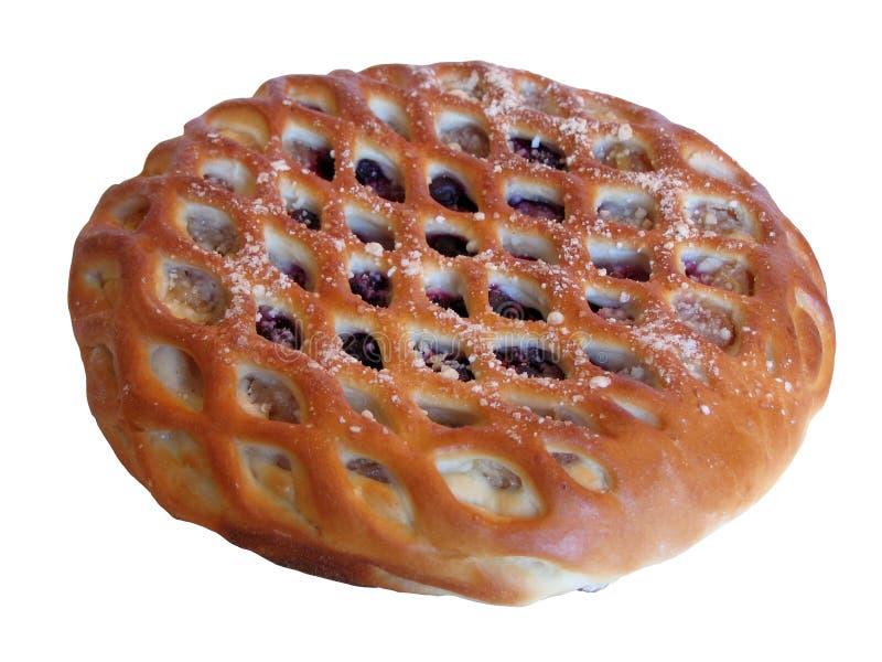Berry pie. stock photos
