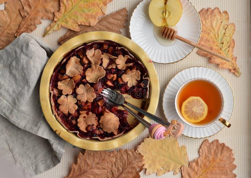 Berry Pie image libre de droits