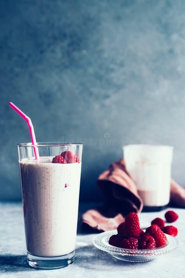 Berrys smoothies royalty-vrije stock foto's