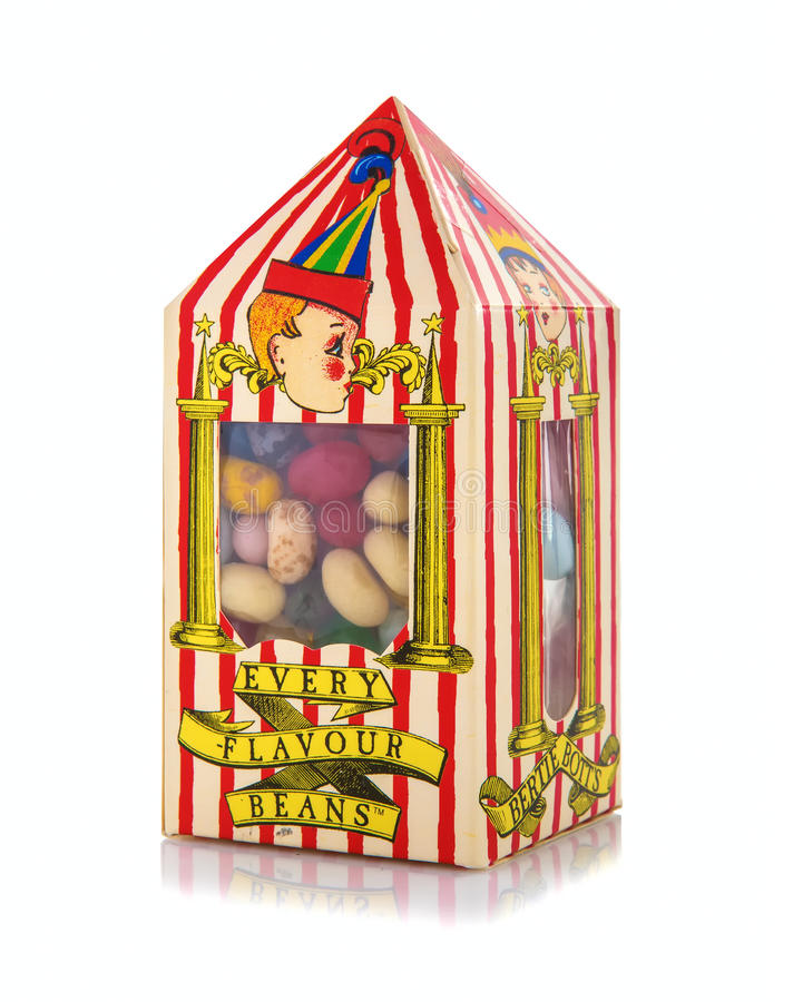 Free Bertie Botts Every Flavour Beans Royalty Free Stock Photos - 78512478