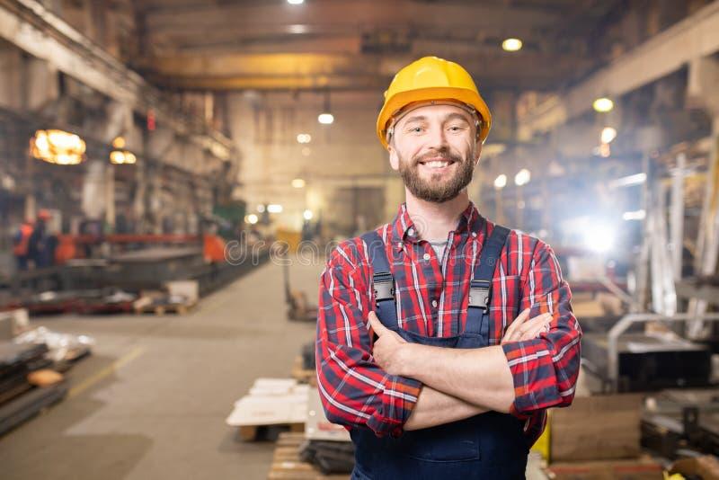 Berufs-machinebuilder lizenzfreie stockfotos
