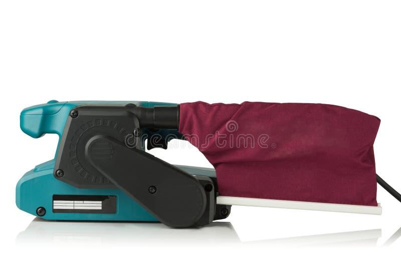 Berufsbandschleifmaschine lizenzfreie stockfotografie