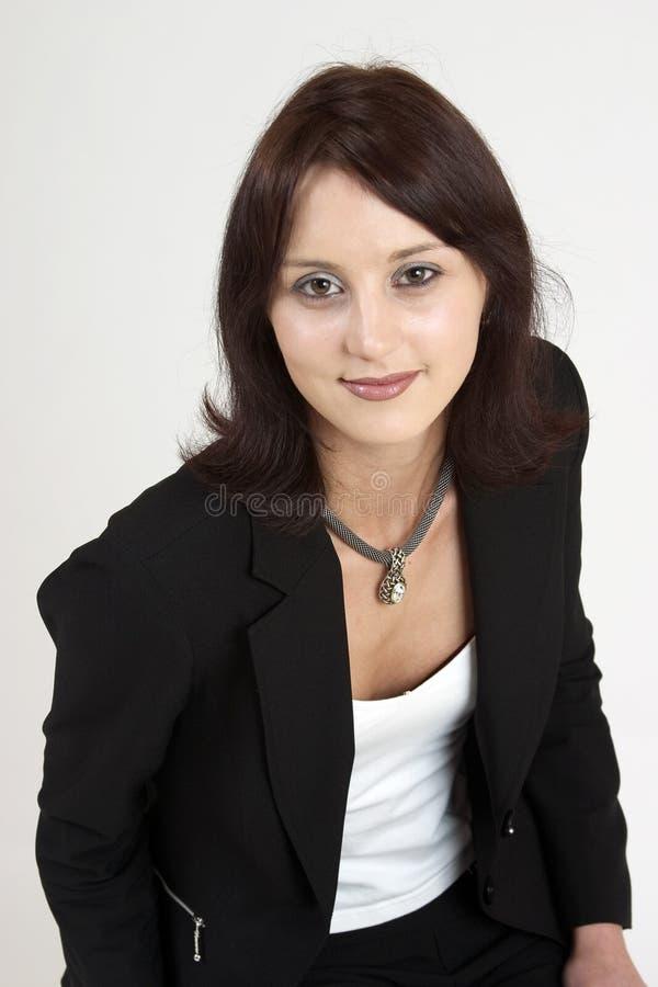 Berufsfrauenportrait Stockbilder