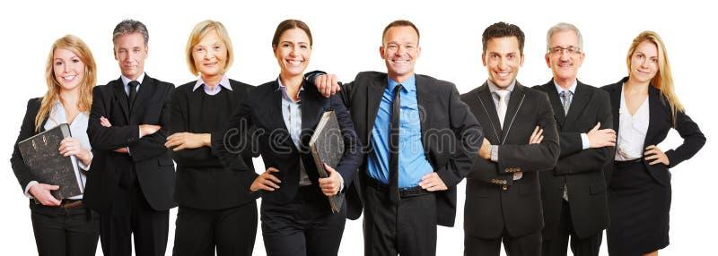 Berufsgeschäftsrechtsanwaltteam lizenzfreie stockfotos