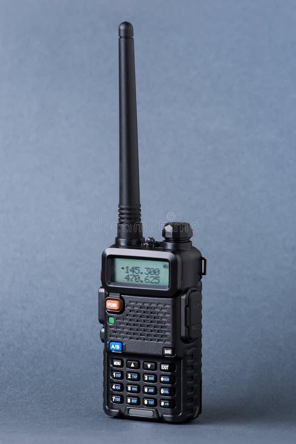 Berufsradio stockbild