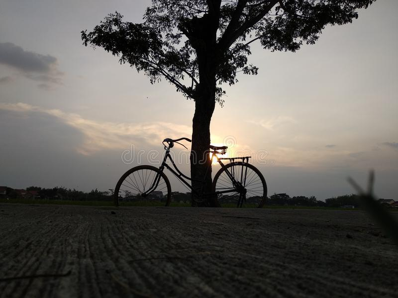 Berusaha de Selalu fotografia de stock