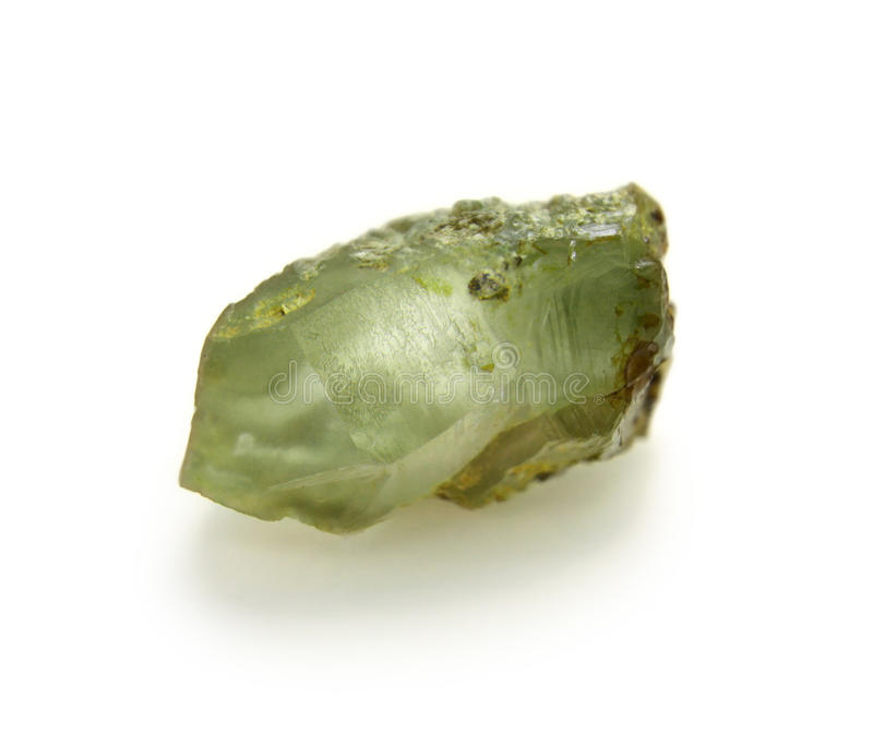Beryl-mineraal stock afbeeldingen