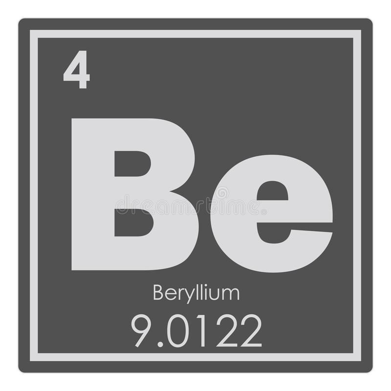 Beryllium chemical element stock illustration illustration of download beryllium chemical element stock illustration illustration of science 109036023 urtaz Choice Image