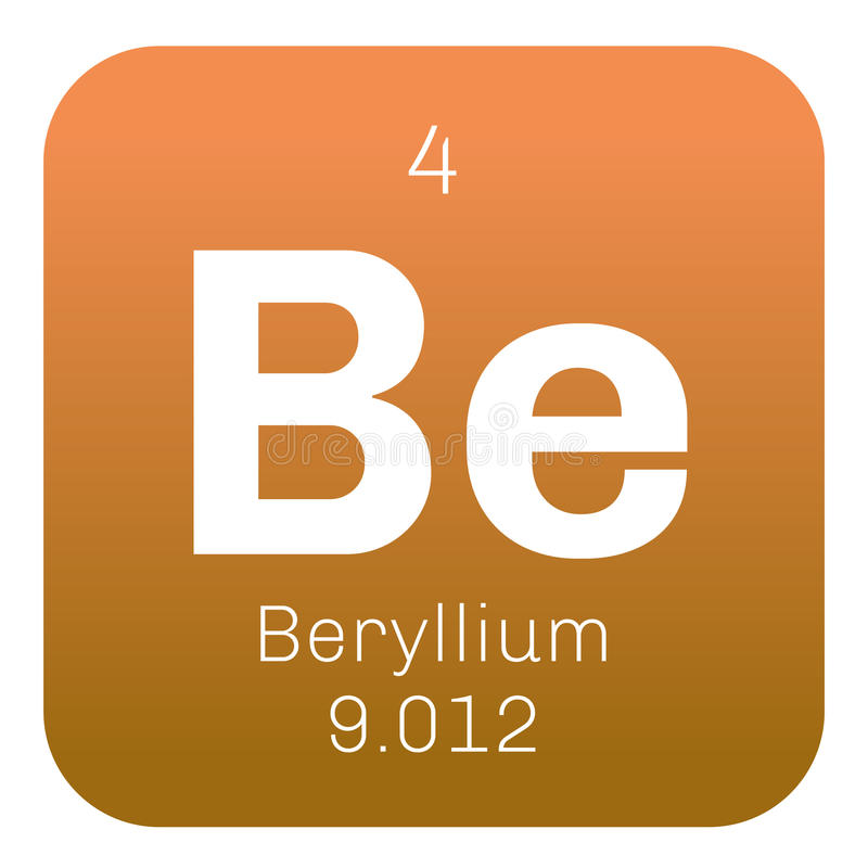 Beryllium chemical element stock vector illustration of mendeleev download beryllium chemical element stock vector illustration of mendeleev 83098609 urtaz Choice Image