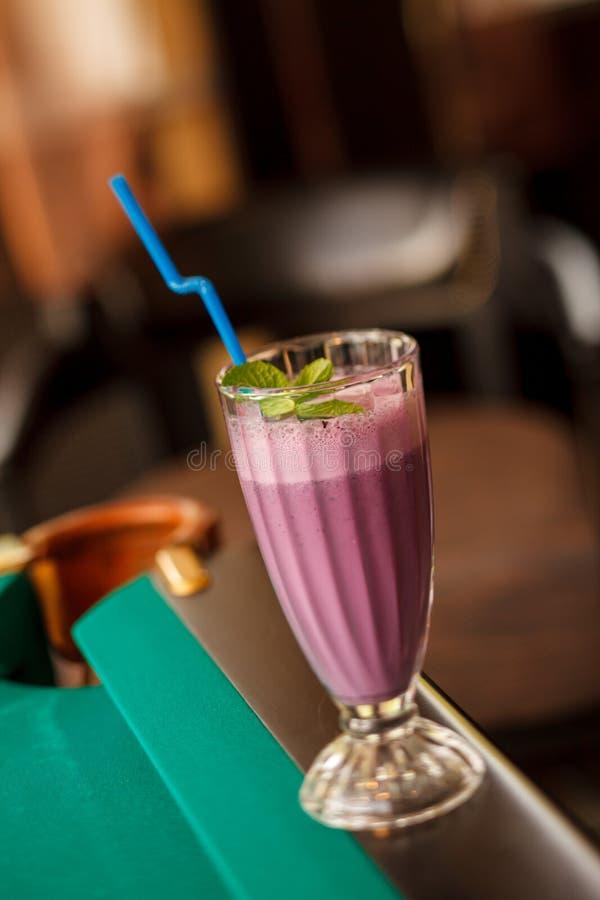 Bes smoothie stock fotografie