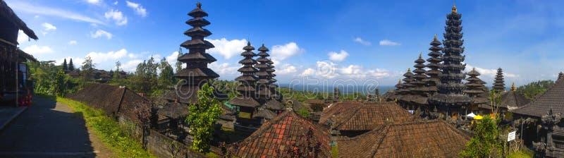 Besakih - Μπαλί, Ινδονησία στοκ φωτογραφίες με δικαίωμα ελεύθερης χρήσης