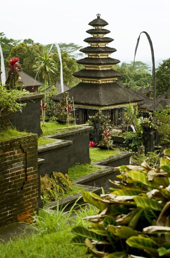 Besakih, Bali. royalty free stock photography