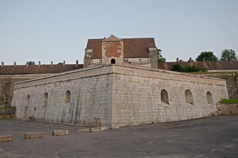 Besancon, Francja obraz royalty free