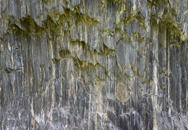 Beschaffenheit überlagert metamorphe Gesteine lizenzfreie stockfotografie