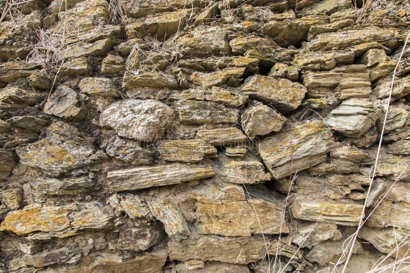 Beschaffenheit: Alte Wand stockfotografie