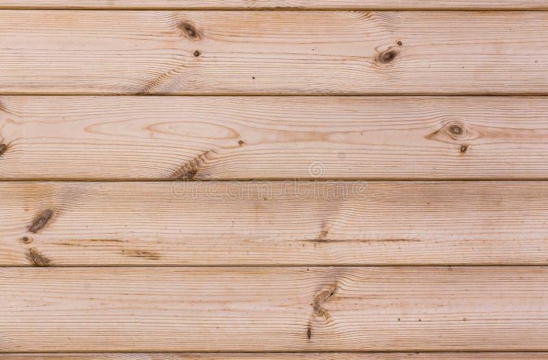 Beschaffenheit der Birkenplanke stockfoto