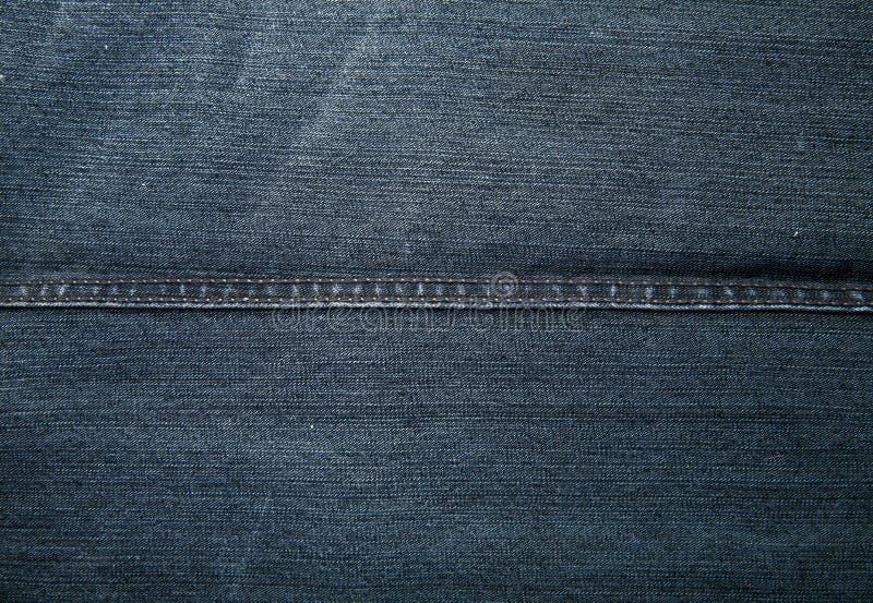 Beschaffenheit der Blue Jeans lizenzfreies stockbild
