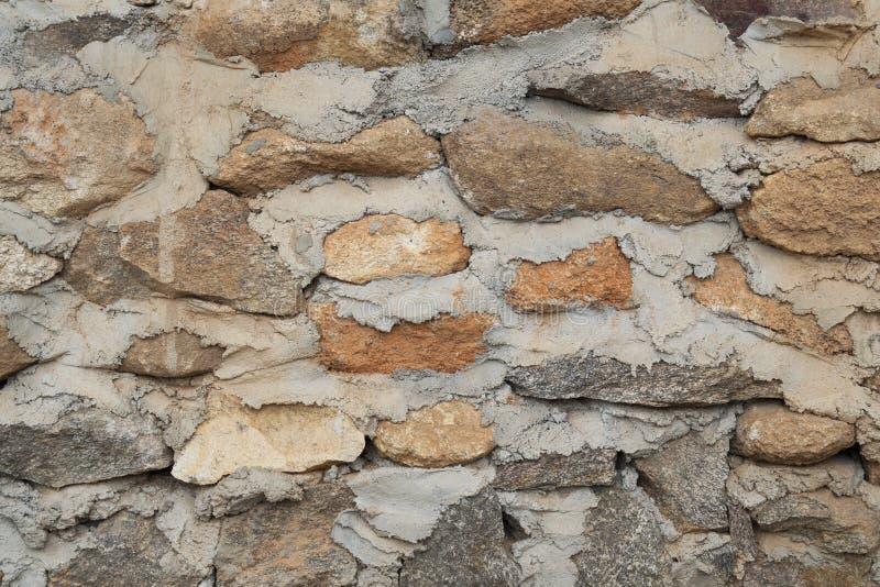Beschaffenheit der Felsenwand stockfotografie