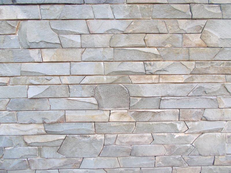 Beschaffenheit der grauen Steinwand stockbild
