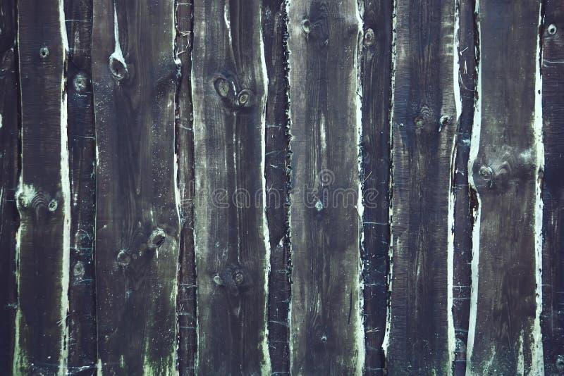 Beschaffenheit der hölzernen Vorstände Raues natürliches verwittertes hölzernes backgound stockbild