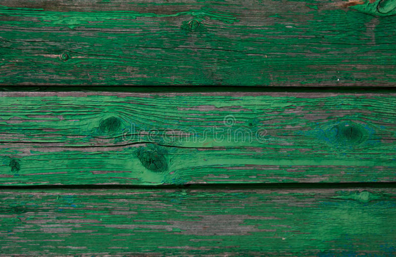 Beschaffenheit der hölzernen Vorstände Schale der grünen Farbe lizenzfreie stockbilder
