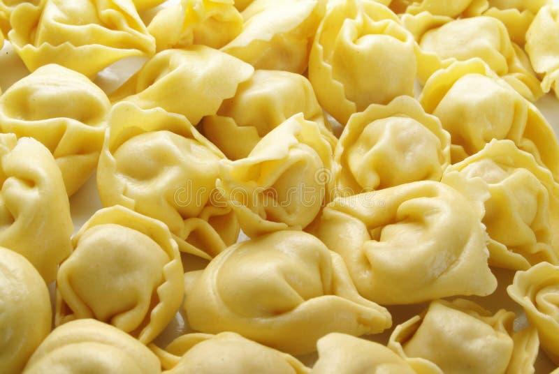 Beschaffenheit der italienischen Teigwaren lizenzfreies stockbild