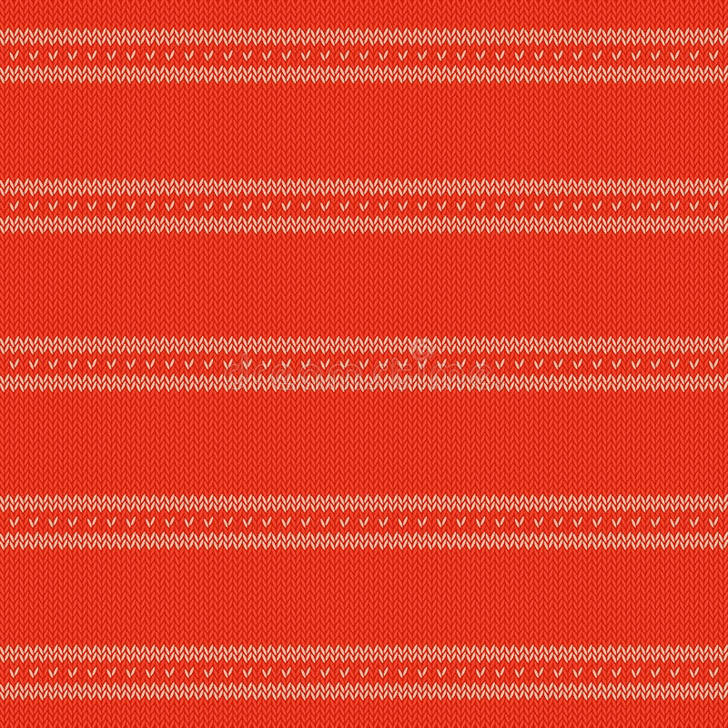 Beschaffenheit der roten Maschenware vektor abbildung