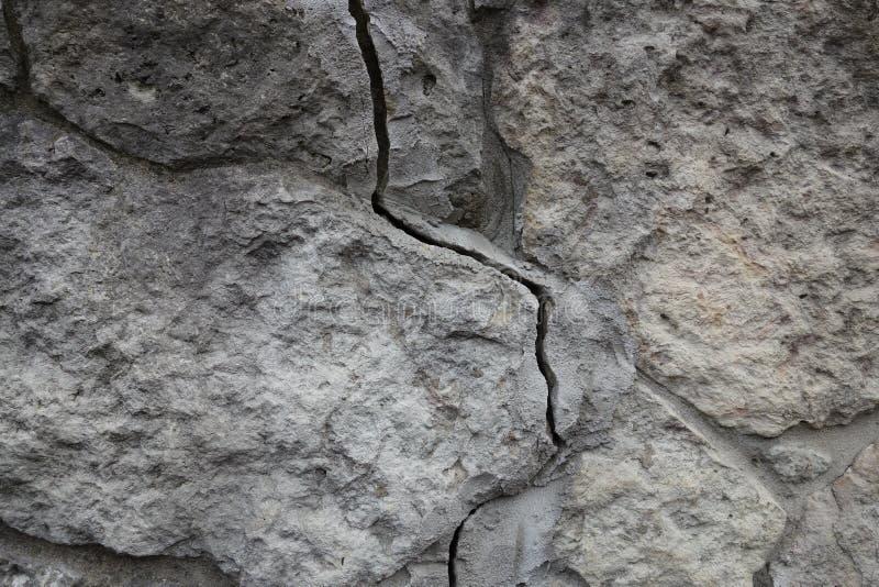 Beschaffenheit der Steinwand stockfotos