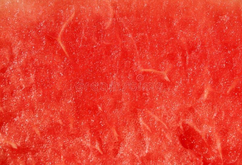 Beschaffenheit der Wassermelone lizenzfreie stockfotografie