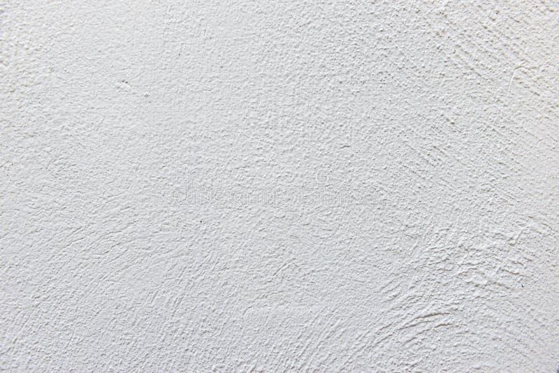 Beschaffenheit der weißen Wand lizenzfreie stockfotos