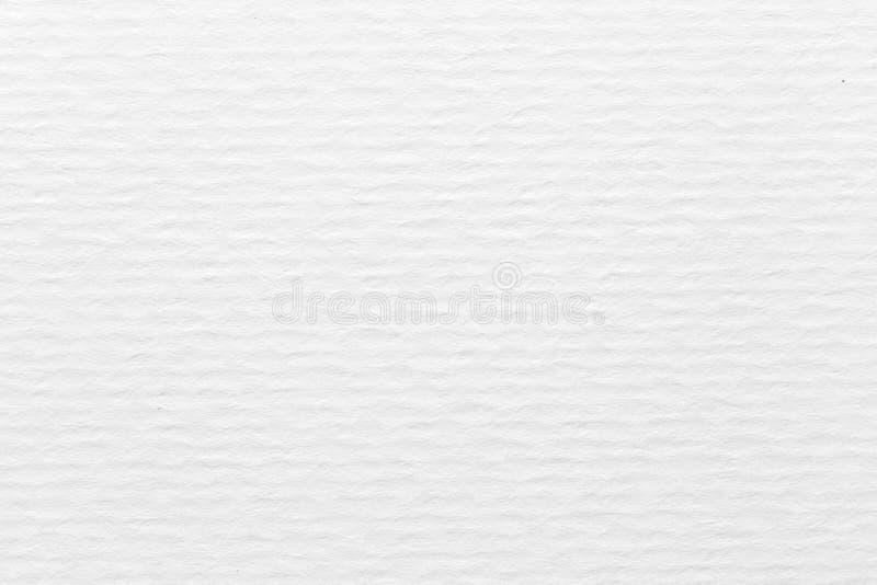 Beschaffenheit der wellenartig bewegten Pappe Helles einfarbiges Papier lizenzfreie stockfotos
