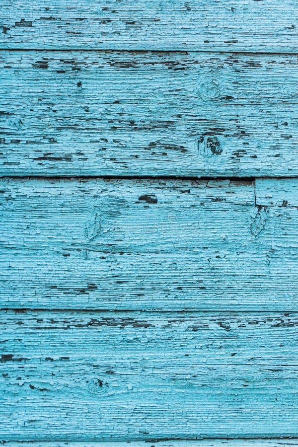 Beschaffenheit des alten blauen grünen Baums Hölzerner Beschaffenheitshintergrund mit Verschleiß, Kratzer stockbilder