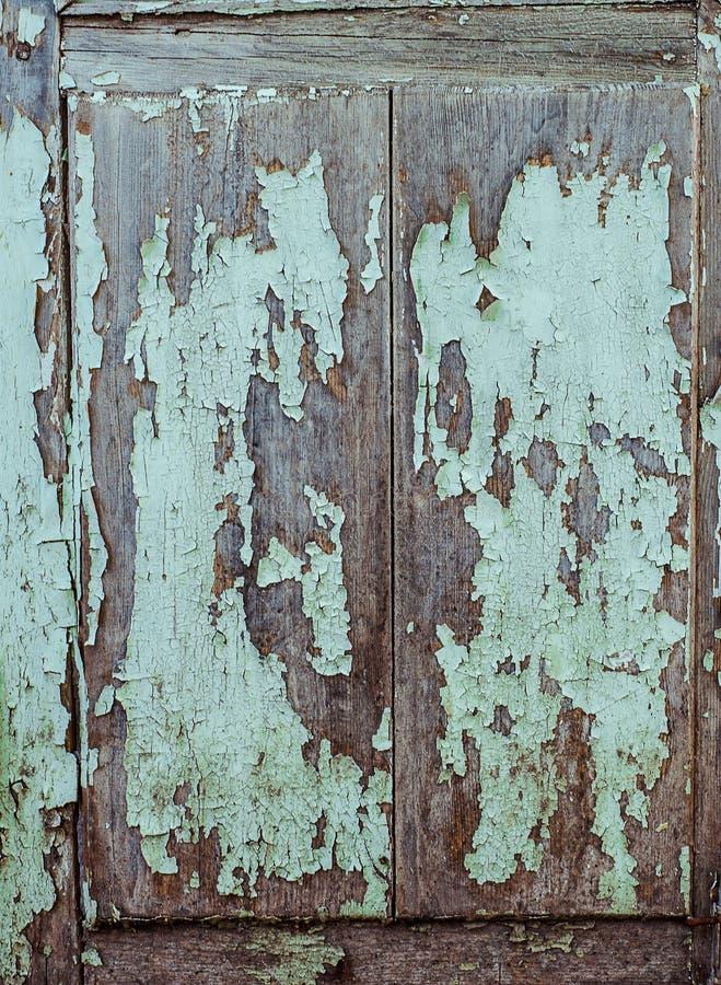 Beschaffenheit des alten rostigen Holzes, gemaltes Grau mit Stellen der ersten hölzernen Schicht lizenzfreies stockfoto