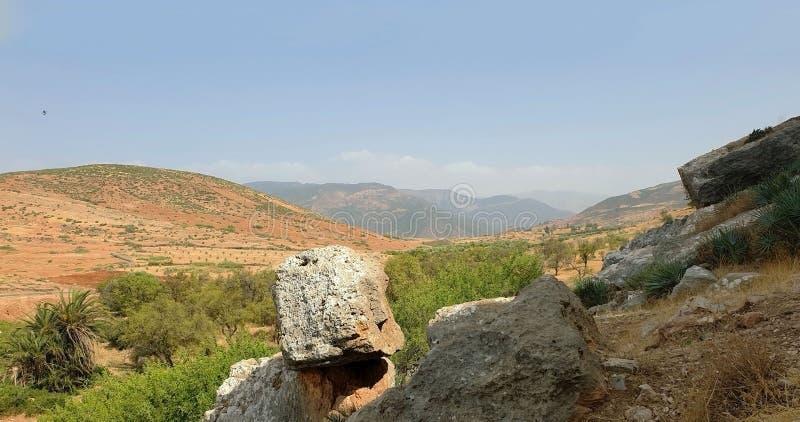 Beschaffenheit des Berges stockfotografie